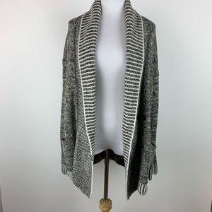 GAP Cozy Shawl Collar Cardigan Sweater Sz Large